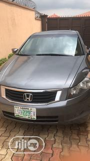 Honda Accord 2.4 EX Automatic 2008 Gray | Cars for sale in Oyo State, Egbeda
