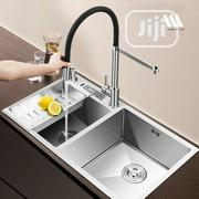 87*48 CM England Kitchen Sink | Restaurant & Catering Equipment for sale in Lagos State, Orile