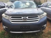 Toyota Highlander Limited 2012 Blue | Cars for sale in Lagos State, Isolo