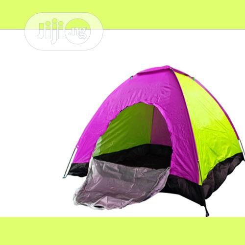 Durable + Weather-resistant Camping Tent