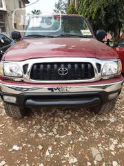 Toyota Tacoma 2002 Red | Cars for sale in Abuja (FCT) State, Garki 2