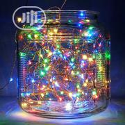 LED Christmas String Lights 1-10M Silver Wire Wedding Party Decoration | Home Accessories for sale in Ondo State, Akure