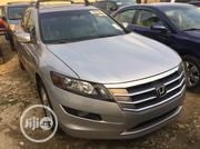 Honda Accord CrossTour EX-L 2012 Silver | Cars for sale in Lagos State, Isolo
