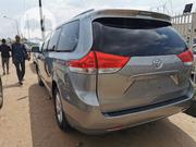 Toyota Sienna L FWD 7 Passenger 2013 Silver | Cars for sale in Lagos State, Ikeja