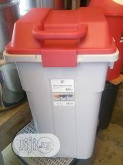 Best Quality 60liter Plastic Waste Bin Brand New   Home Accessories for sale in Lagos State, Ajah