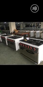 6burner Gas Cooker With Oven   Restaurant & Catering Equipment for sale in Lagos State, Ojo