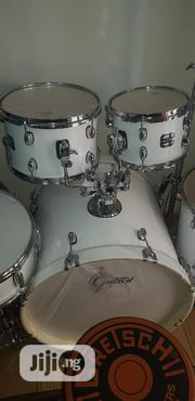 White Gretsch (5set) | Musical Instruments & Gear for sale in Lagos State, Ojo