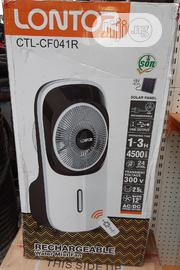 Lontor Air Cooler Rechargeable Fan | Home Appliances for sale in Lagos State, Ojo