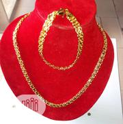 Stainles Steel Neck Chain & Hand Chain | Jewelry for sale in Lagos State, Ikeja