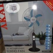 """18"""" Akai Rechargeable Fan 