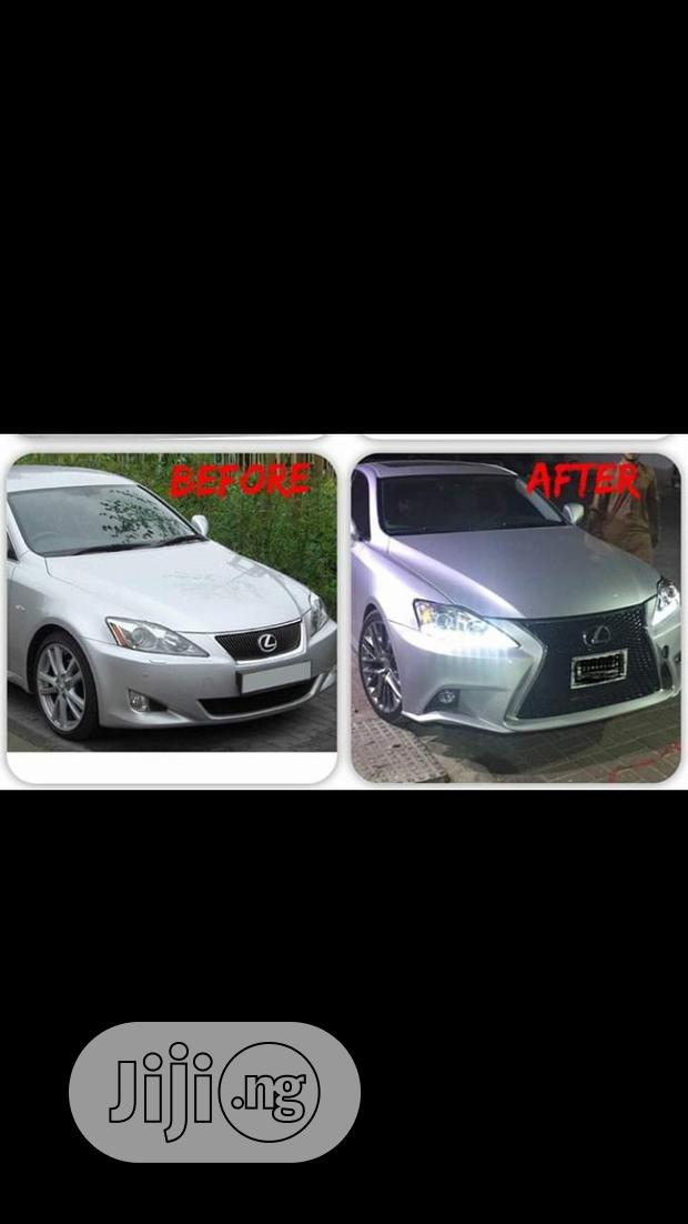 Lexus Upgrade From Old To Latest Model.