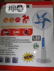 "18"" Polystar Rechargeable Fan 