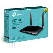 Tp-link AC1200 Wireless Dual Band 4G LTE Router - Archer MR400 | Networking Products for sale in Lagos State, Ikeja