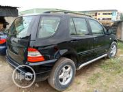 Mercedes-Benz M Class 2004 Black | Cars for sale in Lagos State, Amuwo-Odofin
