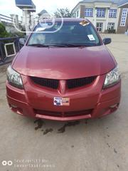 Pontiac Vibe 2004 Automatic Red | Cars for sale in Oyo State, Ibadan North West