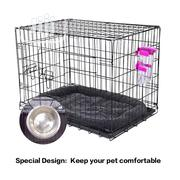 Collapseable Indoor Dog Cage | Pet's Accessories for sale in Edo State, Ovia North East