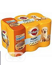 Pedigree Dog Food for Puppy X12 | Pet's Accessories for sale in Edo State, Ovia North East