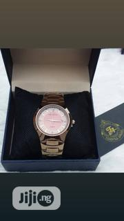 KM Rosegold Female Chain Wristwatch | Watches for sale in Lagos State, Ajah