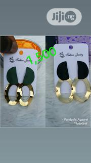 Gold Fashion Stock Earrings | Jewelry for sale in Lagos State, Ajah