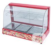 3plates Snacks Warmer Red | Restaurant & Catering Equipment for sale in Lagos State, Ojo