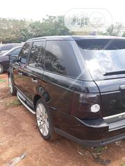 Land Rover Range Rover Sport 2008 4.2 V8 SC Black | Cars for sale in Oyo State, Ibadan North East