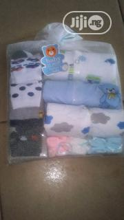 3 In 1 Sleep Suits With Socks And Wash Cloth | Children's Clothing for sale in Lagos State, Agege
