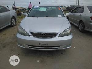 Toyota Camry 2004 Silver