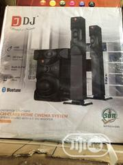 DJ 460 Long Home Threaters With Good Quality Sounds | Audio & Music Equipment for sale in Lagos State, Ikeja