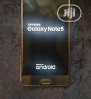 Samsung Galaxy Note 5 DUAL SIM - 32 GB, 4G LTE, Gold | Headphones for sale in Abuja (FCT) State, Jabi