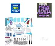 Cake Decorating Kits 220pcs (Delivery Free)   Kitchen & Dining for sale in Oyo State, Akinyele