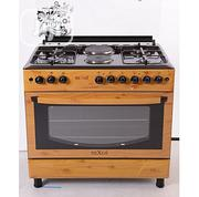 Nexus 4 Gas Burner 2 Electric 90*60 Gas Cooker + Free.. | Restaurant & Catering Equipment for sale in Lagos State, Ojo