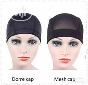 Wig Cap Dome Cap And Mesh Cap | Hair Beauty for sale in Lagos State, Amuwo-Odofin