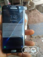 New Samsung Galaxy S7 edge 32 GB Gold   Mobile Phones for sale in Delta State, Ika North East