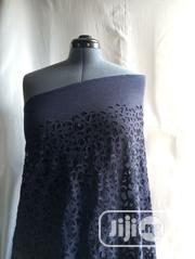 Navy Blue Shear Poly Fabric DC0092 | Clothing for sale in Lagos State, Agege