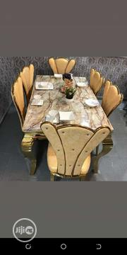 Marble Dinning Set | Furniture for sale in Lagos State, Ojo