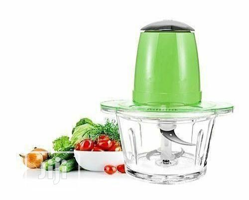Electric Food Processor /Pounded Yam Machine (6 Blades)