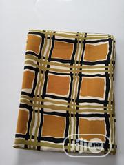 Cream Box Polish Cotton Fabric DC0101 | Clothing for sale in Lagos State, Agege