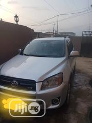 Toyota RAV4 2010 Silver | Cars for sale in Lagos State, Mushin