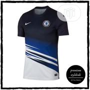 Chelsea Training 2019/20 Jersey | Clothing for sale in Lagos State, Ikeja