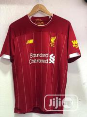 Liverpool Home 2019/20 Jersey | Clothing for sale in Lagos State, Ajah