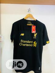 Liverpool Goalkeeper 2019/20 Jersey | Clothing for sale in Lagos State, Ajah