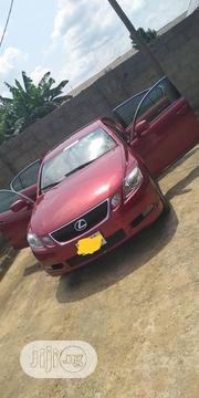 Lexus GS 2007 350 4WD Red | Cars for sale in Delta State, Ethiope West