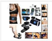 Abs Muscle Toning Waist Fitness With Digital Therapy Machine | Tools & Accessories for sale in Lagos State, Lagos Mainland