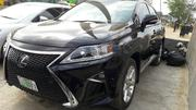 Lexus RX 2015 350 AWD Black | Cars for sale in Lagos State, Lagos Mainland