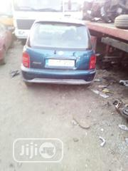 Nissan Almera 2001 Tino 1.8 Blue | Cars for sale in Lagos State, Mushin