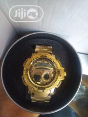 Designers Gold Wrist Watch | Watches for sale in Lagos State, Victoria Island