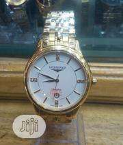 Gold Longines Wristwatch | Watches for sale in Lagos State, Victoria Island