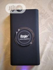 Bonjay Wireless Power Bank 10,000mah Fast Charging | Accessories for Mobile Phones & Tablets for sale in Lagos State, Ikeja