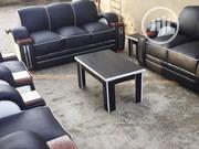 7 Sit Black and White Sofa Chair   Furniture for sale in Lagos State, Alimosho