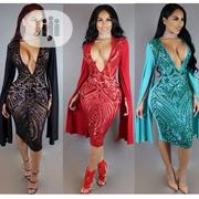 Slit Sleeve Dress | Clothing for sale in Rivers State, Port-Harcourt